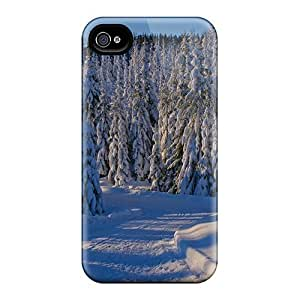 Case Cover Into The Forest/ Fashionable Case For Iphone 4/4s