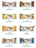NuGo Fiber D'Lish Bar 8 Flavor Variety Pack (Pack of 16) Review