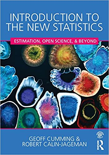Amazon com: Introduction to the New Statistics: Estimation, Open