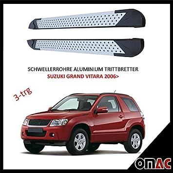 SOTTOPORTA tubi in alluminio/ /Pedana
