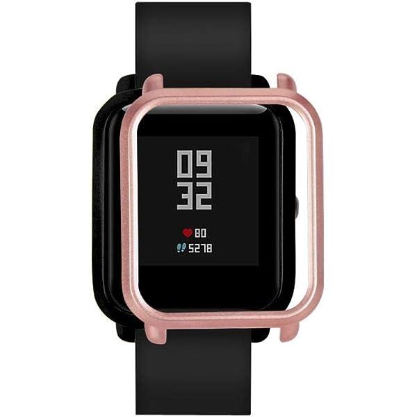 diadia Correa de reloj deportivo de acero inoxidable para Xiaomi ...