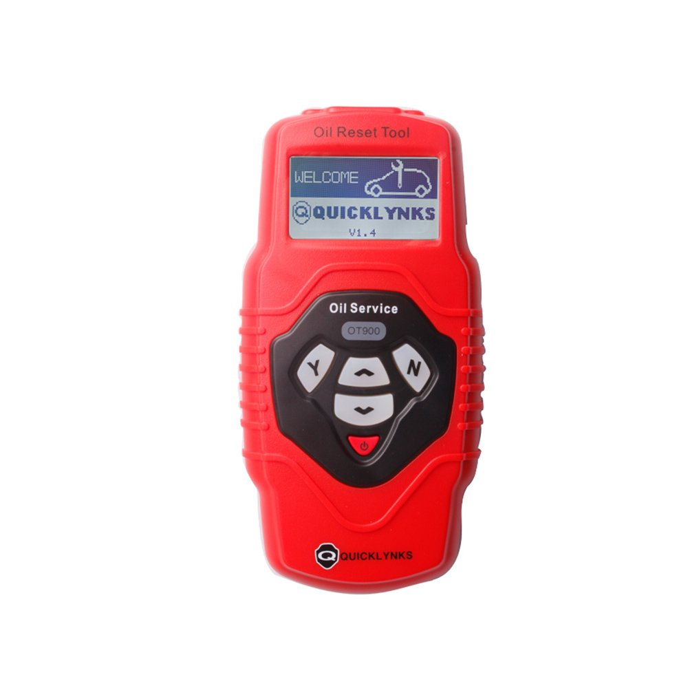 ICARSCANNER Professional Oil Service and Airbag Reset Tool OT900 Multilingual and Updatable OBD2 Code Scanner by YAXIN (Image #2)