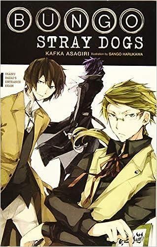 bungo stray dogs vol 1 light novel