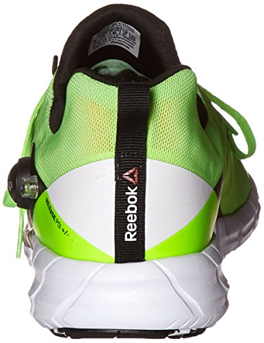 Green Yellow Fusion Running Green Black White Mens Reebok Shoe Zpump 0 Solar Seafoam Solar 2 xW87CB