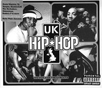 Uk Hip Hop The Voice Of The Streets