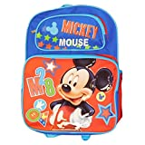 """Disney Mickey Mouse M28 16"""" School Backpack"""