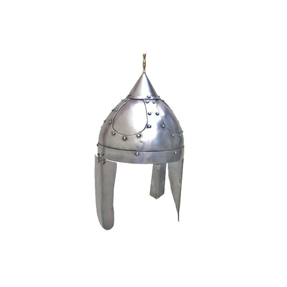 Amazon.com: Armor Venue – Casco de armadura celta – metálico ...