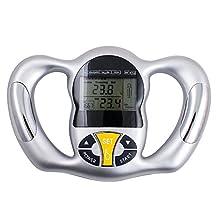 Zorvo Portable Hand held Body Mass Index BMI Health Fat Analyzer Health Monitor