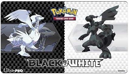 Ultra Pro Pokemon Black & White Generic 5 Playmat (Play Mat)
