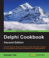 Delphi Cookbook, 2nd Edition Front Cover
