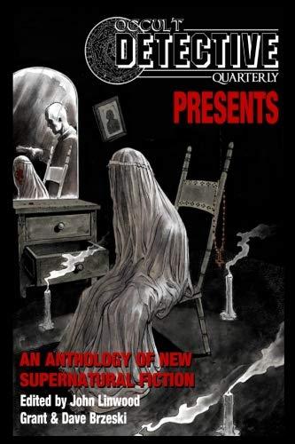 Occult Detective Quarterly Presents - Covers Detective Magazine