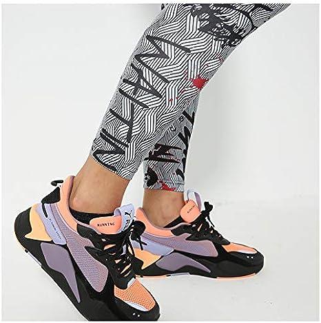 FCLOOU Pantalones de Yoga para Mujer Cintura Alta - Medias de ...