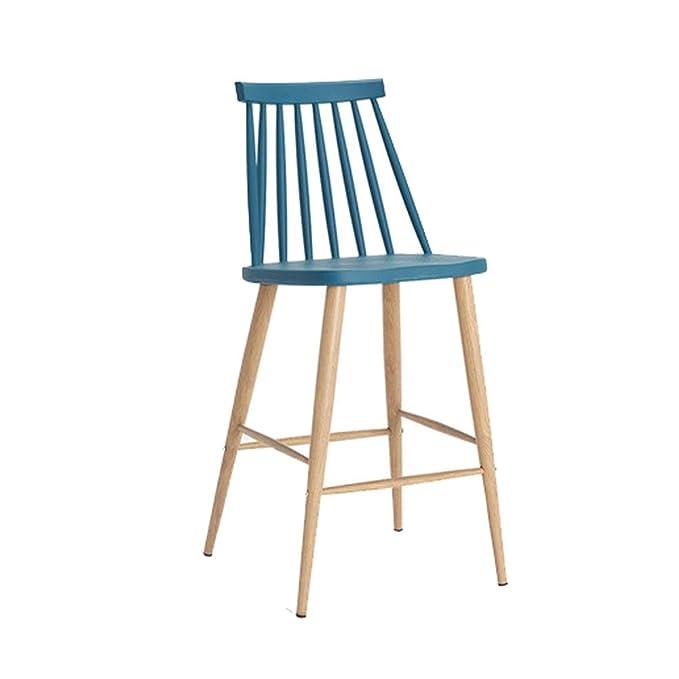 Amazon.com - WF-chairs Taburete De Bar Eólico Industrial ...