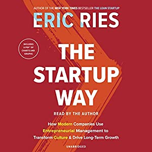 The Startup Way Audiobook