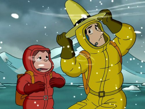 Ice Station Monkey/The Perfect Carrot