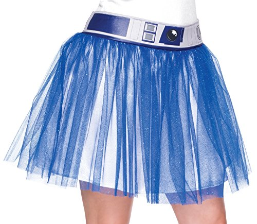 Rubie's Adult Star Wars R2-D2 Costume Tutu