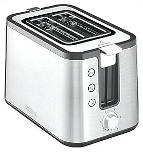 Krups KH442 Premium Toaster Control Line mit 6 Bräunungsstufen (720 Watt)...