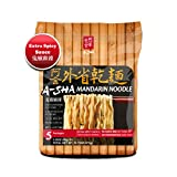 Asha Healthy Ramen Noodles, medium width noodles (5 individual 95g pouches) (Extreme Spicy, 1 pack)