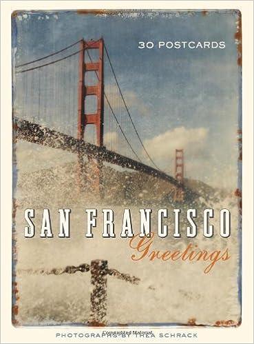 San francisco greetings 30 postcards thea schrack 9780811871396 san francisco greetings 30 postcards thea schrack 9780811871396 amazon books m4hsunfo