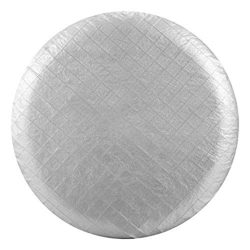 Kohree Tire Covers Tire Protectors RV Wheel Motorhome Wheel Covers Sun Protector Waterproof Aluminum Film, Cotton Lining Fits 30'' to 32'' Tire Diameters Set of 4 by Kohree (Image #7)