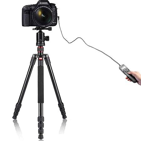 Happyhouse009 - Disparador Remoto portátil para cámaras réflex ...