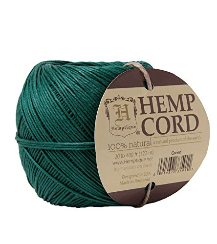 Hemptique Hemp Ball, Green