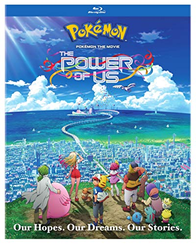 Pokemon the Movie: The Power of Us (BD) [Blu-ray]