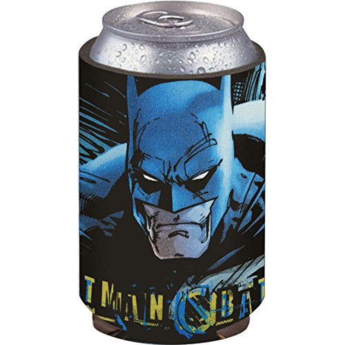 UPC 674449074788, ICUP DC Batman Determination Huggie/Koozie, Clear