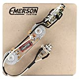 Emerson Custom Tele 3-Way Prewired Kit