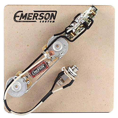 Emerson Custom Tele 3-Way Prewired Kit