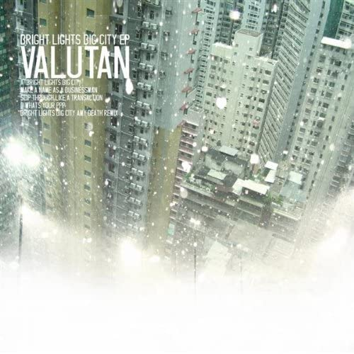 bright lights big city by valutan on amazon music. Black Bedroom Furniture Sets. Home Design Ideas