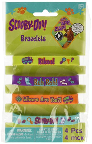 Rubber Bracelet Favors | Scooby-Doo Collection | Party Accessory]()
