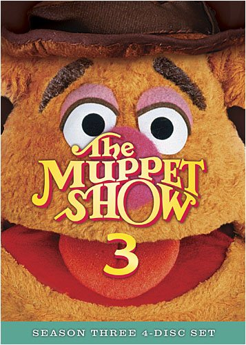 The Muppet Show: Season 3 by Buena Vista Home Video