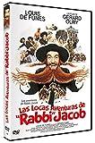 Las Locas Aventuras De Rabbi Jacob (Import Movie) (European Format - Zone 2) (2013) Louis De Funes, Suzy De