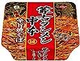 【数量限定】日清食品 蒙古タンメン中本 辛旨焼そば 176g×12個