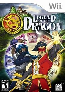 Legend of the Dragon - Nintendo Wii