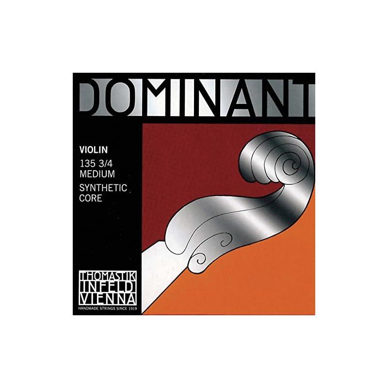 Thomastik Dominant 3/4 Violin String Set