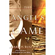 The Angel's Game  | Carlos Ruiz Zafon