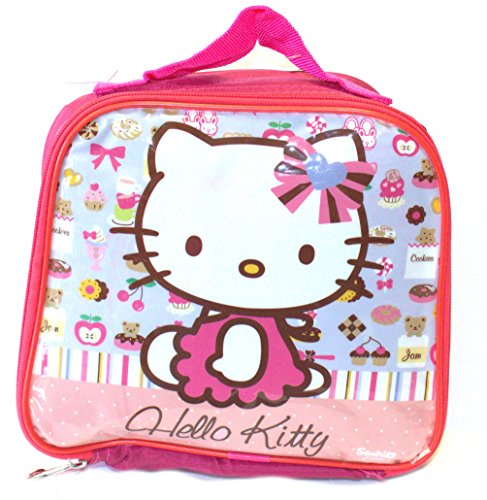 BB Sports Hello Kitty Soft Sided Lunch Box