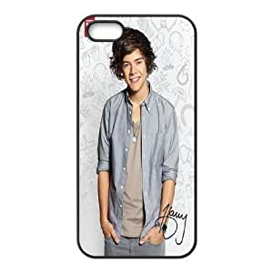 Steve-Brady Phone case One Direction Music Band Pattern For Apple Iphone 5 5S Cases Pattern-7 by runtopwell