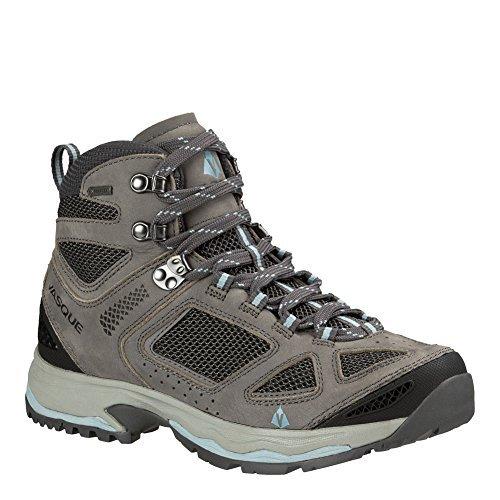 Vasque Breeze III GTX Hiking Boot - Women's Gargoyle/Blue, 12.0