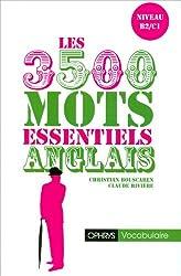 Anglais : les 3500 mots essentiels
