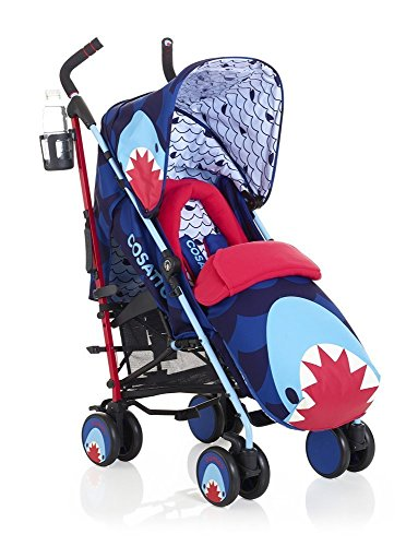 Cosatto Supa Stroller, Big Fish by Cosatto