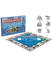 Monopoly Friends - Bordspel - Speciale editie Monopoly Friends! - Voor de hele familie - Taal: Engels