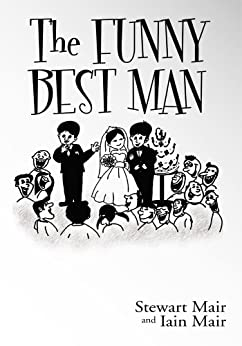 The Funny Best Man by [Mair, Stewart]