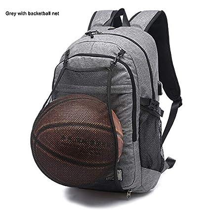 Baloncesto Deportes Bolsas de Gimnasia Mochila Mochila Escolar ...