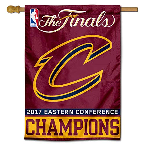 WinCraft Cleveland Cavaliers 2017 NBA Finals Bound House Flag