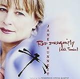Red Dragonfly by Jane Bunnett (2004-06-08)