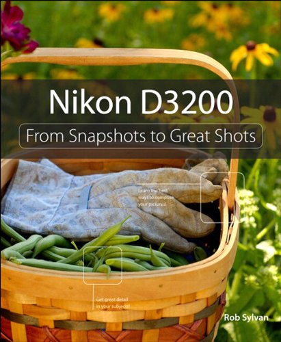 Used, Nikon D3200: From Snapshots to Great Shots for sale  Delivered anywhere in USA