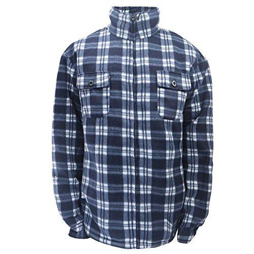 Plaid Flannel Jacket - 2